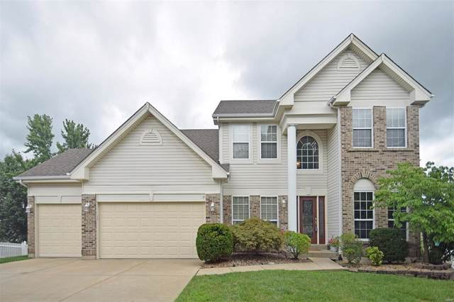 375 Falcon Hill, O'Fallon, MO 63368 (#19049914) :: Barrett Realty Group
