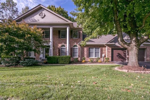 13208 Weatherfield Drive, St Louis, MO 63146 (#19049916) :: The Becky O'Neill Power Home Selling Team