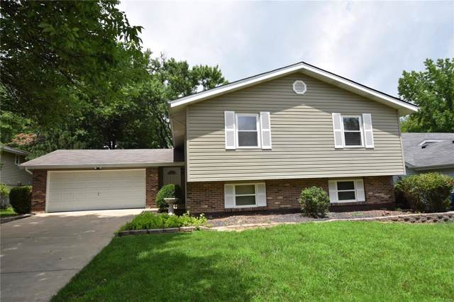 12025 Cedar Lake Court, Maryland Heights, MO 63043 (#19049926) :: The Kathy Helbig Group