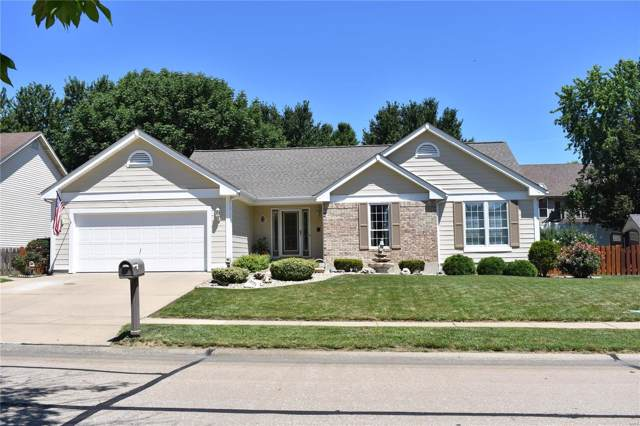 2791 Wilshire Valley Dr, Saint Charles, MO 63303 (#19049970) :: The Kathy Helbig Group