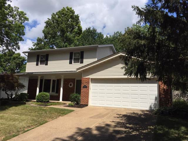 1696 Legend Lane Court, St Louis, MO 63146 (#19049997) :: The Kathy Helbig Group