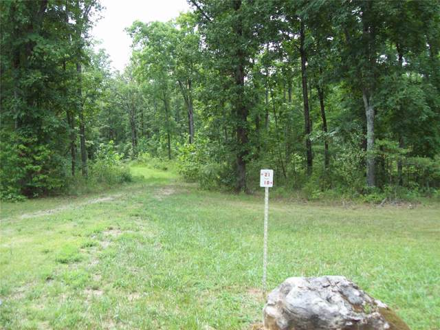 0 Lots 17&18 Canyon Club Estates, Piedmont, MO 63957 (#19050018) :: RE/MAX Professional Realty