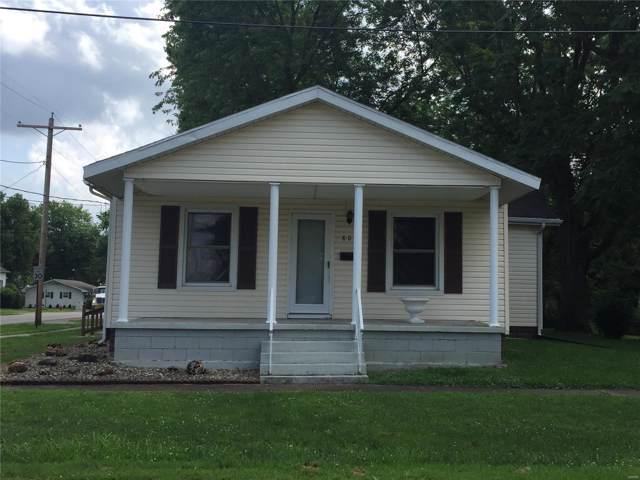 802 S Monroe Street, LITCHFIELD, IL 62056 (#19050035) :: Fusion Realty, LLC