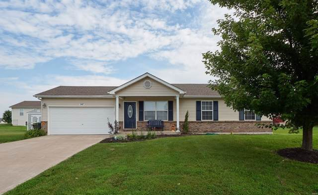 18487 Walnut Springs Court, Wright City, MO 63390 (#19050075) :: The Kathy Helbig Group
