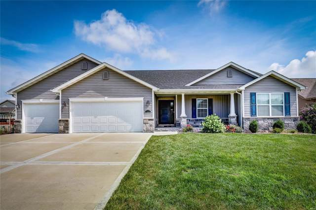 1420 Winchester Grove Court, O'Fallon, IL 62269 (#19050151) :: The Becky O'Neill Power Home Selling Team
