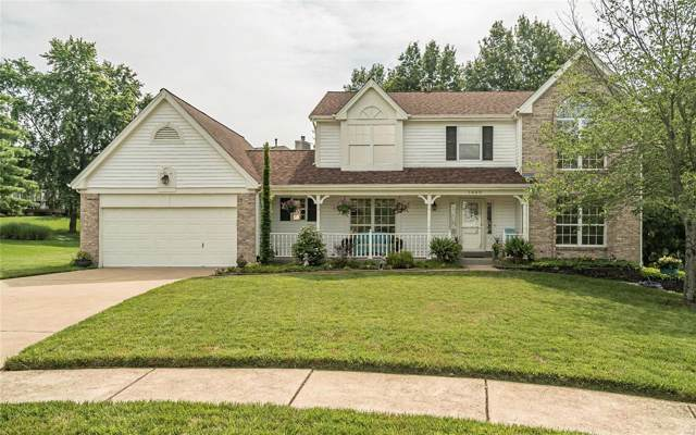 1660 Waldens Meadow Court, Ellisville, MO 63011 (#19050159) :: The Kathy Helbig Group