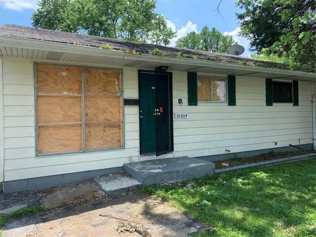 10604 Glen Garry, St Louis, MO 63137 (#19050221) :: Clarity Street Realty