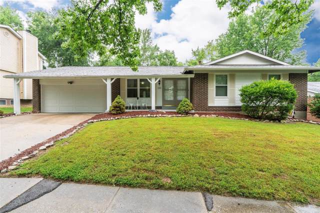 6825 Trois Court, Florissant, MO 63033 (#19050241) :: Clarity Street Realty