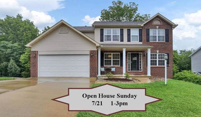 2412 Little Round Top Drive, Edwardsville, IL 62025 (#19050258) :: Fusion Realty, LLC