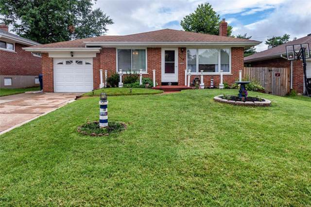 3622 Park Crest Drive, St Louis, MO 63125 (#19050307) :: Clarity Street Realty
