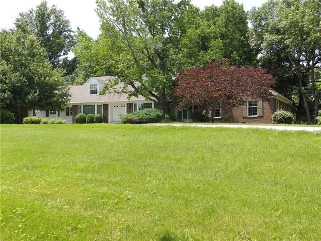 445 Oak Hill Road, Pittsfield, IL 62363 (#19050313) :: RE/MAX Vision