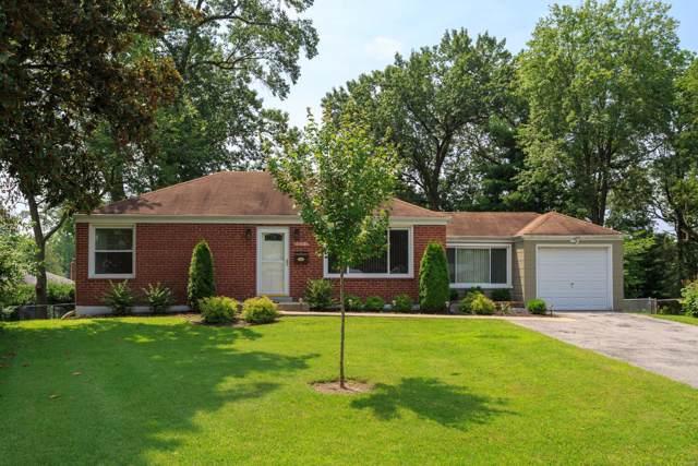 952 Elmont Lane, St Louis, MO 63126 (#19050356) :: The Kathy Helbig Group