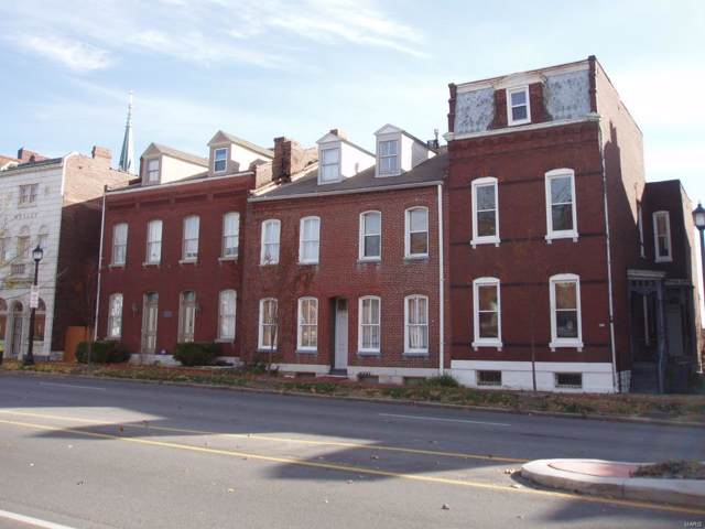1718 S Tucker, St Louis, MO 63104 (#19050358) :: Hartmann Realtors Inc.