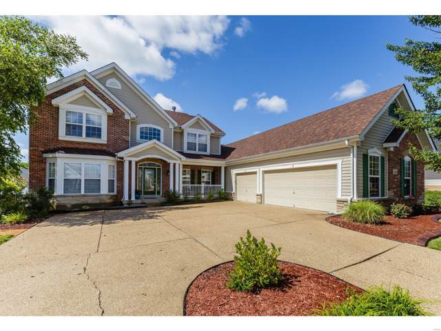 1004 Pearview Drive, Saint Peters, MO 63376 (#19050423) :: The Becky O'Neill Power Home Selling Team