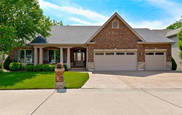 16 Bogey Club Lane, Saint Charles, MO 63303 (#19050442) :: The Becky O'Neill Power Home Selling Team