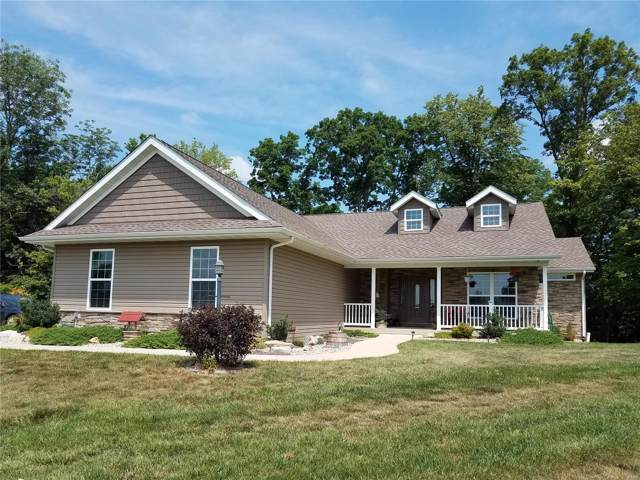 8149 Lost Bridge Road, Bethalto, IL 62010 (#19050466) :: Holden Realty Group - RE/MAX Preferred
