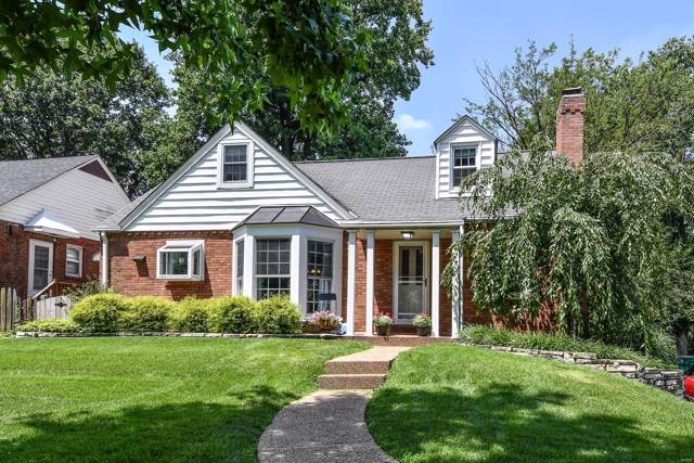 1419 S Elm Avenue, Webster Groves, MO 63119 (#19050486) :: Clarity Street Realty