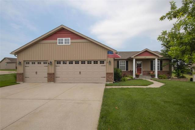 51 Pearl Creek Court, Wentzville, MO 63385 (#19050540) :: Matt Smith Real Estate Group