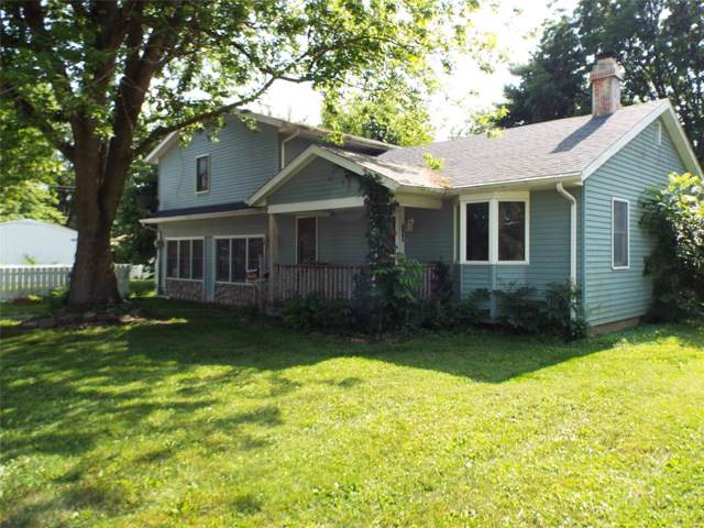 229 N Oak Street, TRENTON, IL 62293 (#19050564) :: The Becky O'Neill Power Home Selling Team