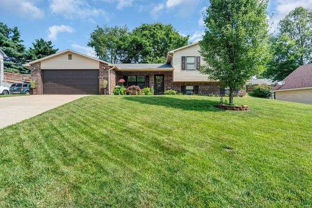 3822 Valley View Lane, Cape Girardeau, MO 63701 (#19050621) :: The Becky O'Neill Power Home Selling Team