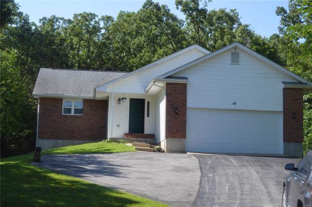 45 E Lakeview Drive, Unincorporated, MO 63020 (#19050683) :: Clarity Street Realty