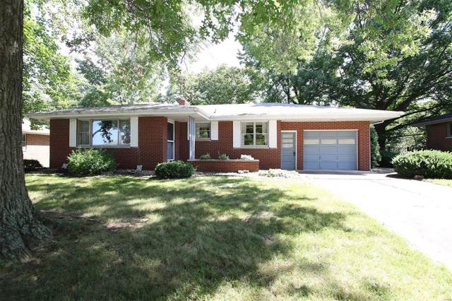900 Lafayette Avenue, Godfrey, IL 62035 (#19050710) :: St. Louis Finest Homes Realty Group