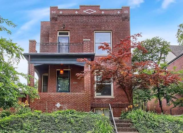 4361 Laclede Avenue, St Louis, MO 63108 (#19050713) :: The Kathy Helbig Group
