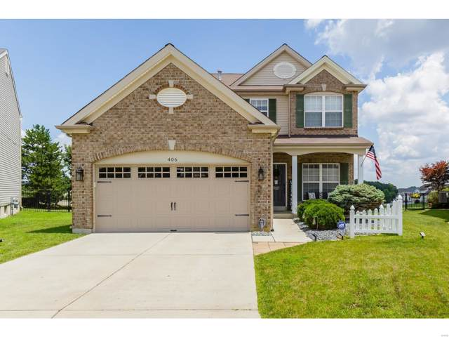 406 Angelique Place, Saint Charles, MO 63303 (#19050816) :: The Kathy Helbig Group