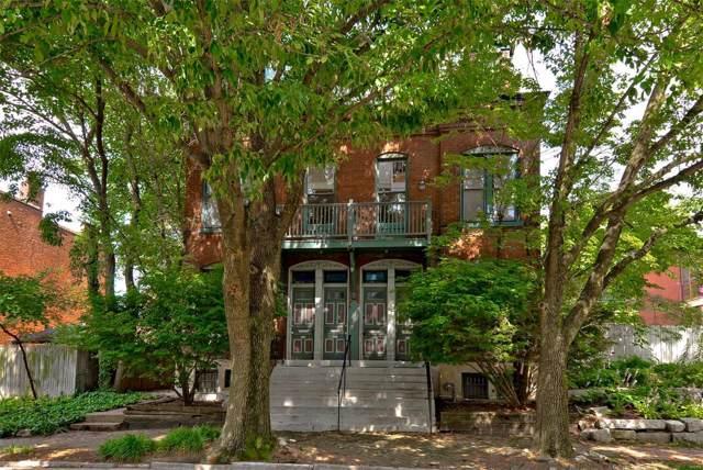2413 S 13th Street 1N, St Louis, MO 63104 (#19050846) :: Peter Lu Team