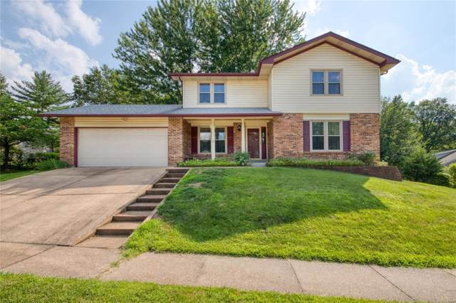 11222 Sherwood Oak Court, St Louis, MO 63146 (#19050856) :: The Kathy Helbig Group