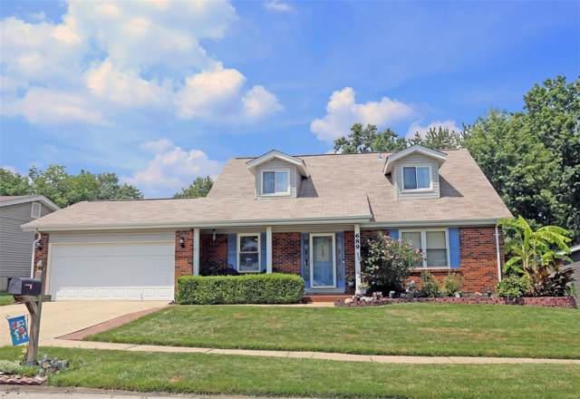 689 Walnut Point Court, Ballwin, MO 63021 (#19050865) :: The Kathy Helbig Group