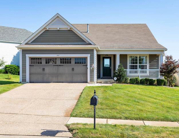257 Montecito Terr, Saint Peters, MO 63304 (#19050870) :: Barrett Realty Group