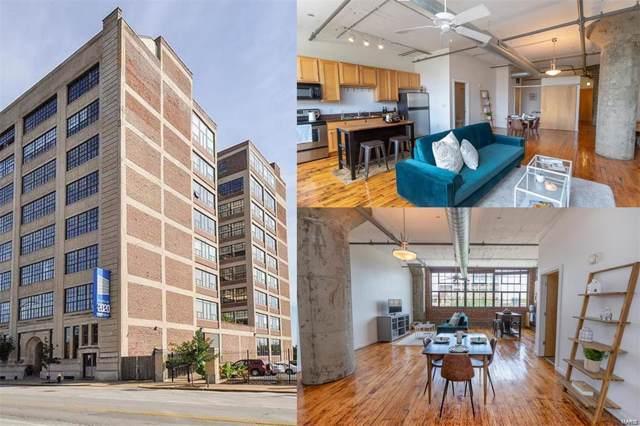 2020 Washington Avenue #303, St Louis, MO 63103 (#19050892) :: Hartmann Realtors Inc.