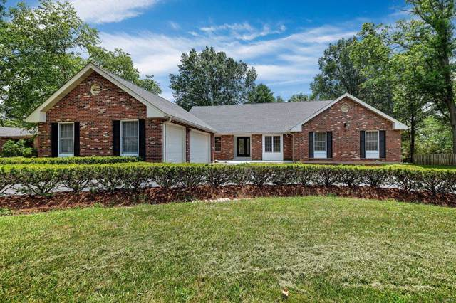 14726 Mill Spring Drive, Chesterfield, MO 63017 (#19050921) :: The Becky O'Neill Power Home Selling Team
