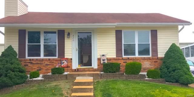 826 Matthews Drive, Fenton, MO 63026 (#19050934) :: The Kathy Helbig Group