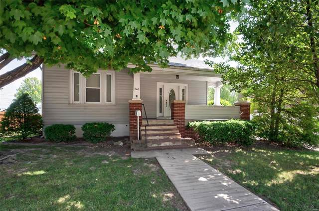 502 N Market Street, Waterloo, IL 62298 (#19050936) :: The Becky O'Neill Power Home Selling Team