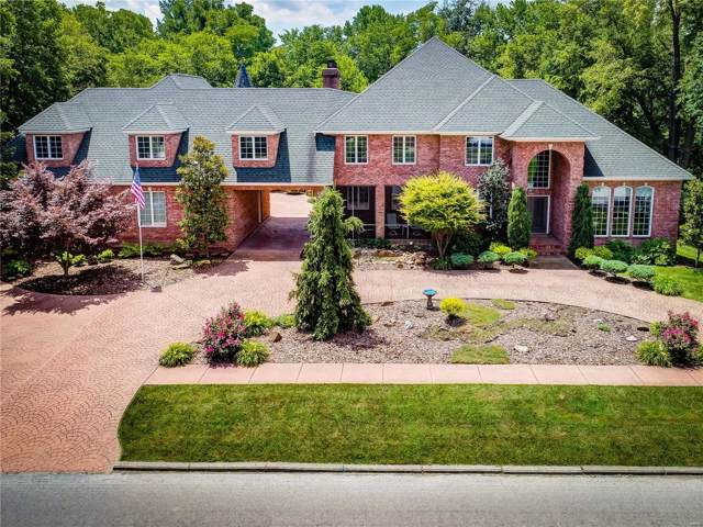 906 College Street, Lebanon, IL 62254 (#19050981) :: The Becky O'Neill Power Home Selling Team