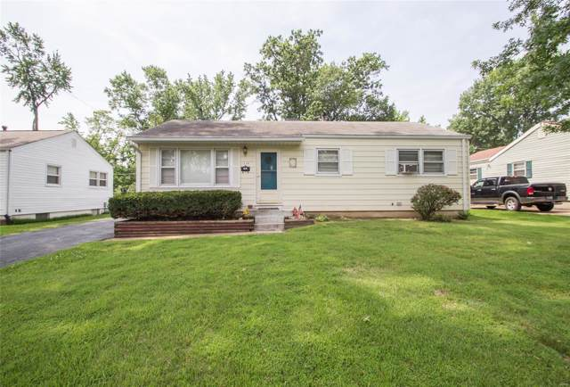 1038 Highmont Drive, Ferguson, MO 63135 (#19050982) :: RE/MAX Professional Realty