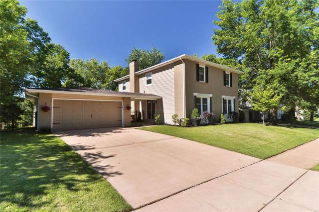 15380 Red Willow Court, Chesterfield, MO 63017 (#19051019) :: The Kathy Helbig Group
