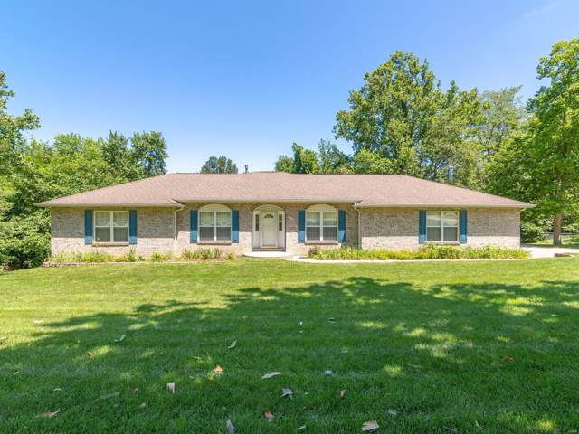 9 Oak Knoll Drive, Saint Charles, MO 63304 (#19051058) :: The Becky O'Neill Power Home Selling Team