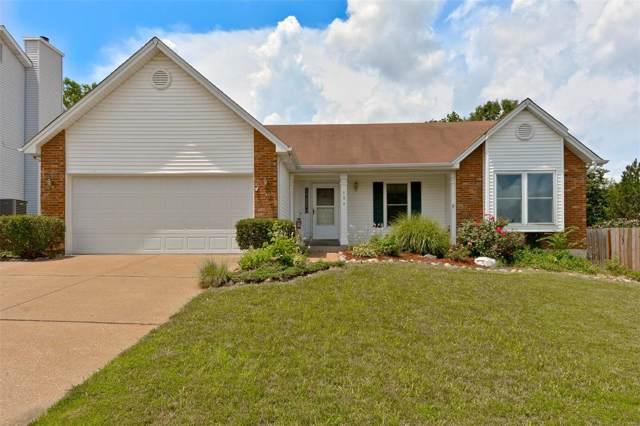 131 Whetstone Drive, Saint Charles, MO 63303 (#19051086) :: The Becky O'Neill Power Home Selling Team