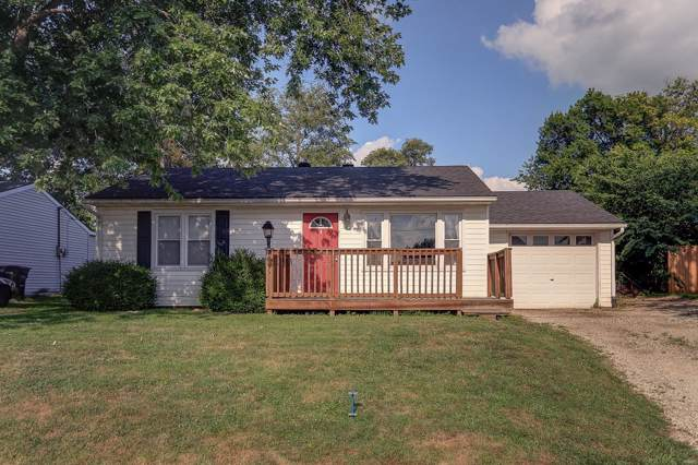 223 Maple, Bethalto, IL 62010 (#19051125) :: Holden Realty Group - RE/MAX Preferred