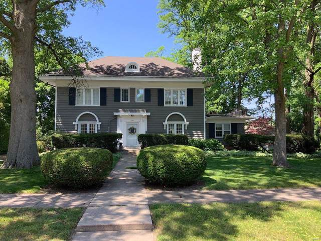 1118 E Monroe Street, BLOOMINGTON, IL 61701 (#19051150) :: The Becky O'Neill Power Home Selling Team