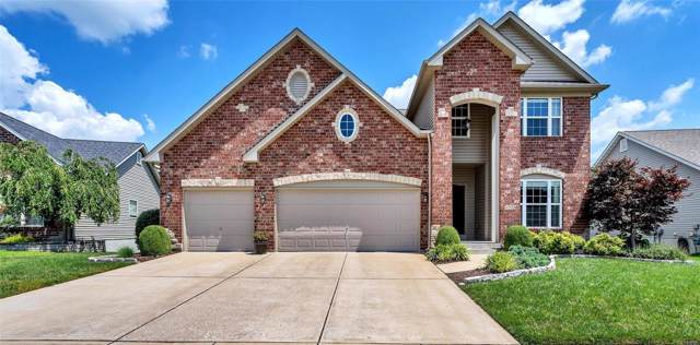 1535 Heritage Valley, Unincorporated, MO 63049 (#19051211) :: The Kathy Helbig Group