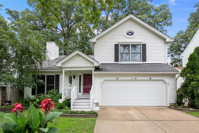2116 East Drive, Crystal Lake Park, MO 63131 (#19051213) :: Kelly Hager Group | TdD Premier Real Estate