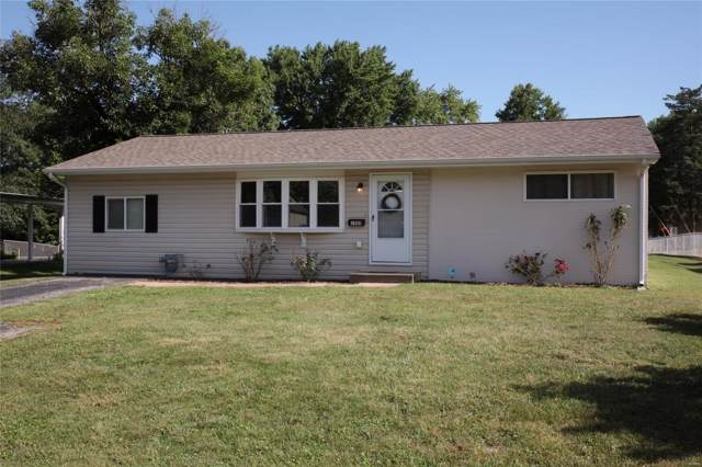 1505 Karin Dr, Belleville, IL 62226 (#19051291) :: Holden Realty Group - RE/MAX Preferred