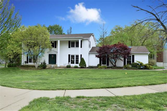 1566 Foxham Drive, Chesterfield, MO 63017 (#19051306) :: The Becky O'Neill Power Home Selling Team
