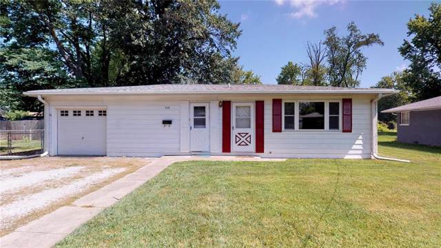 408 E Second Street, O'Fallon, IL 62269 (#19051307) :: The Kathy Helbig Group
