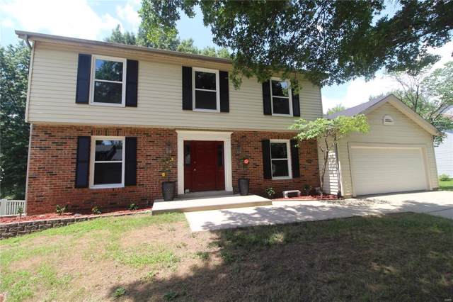 5749 Mango Drive, Oakville, MO 63129 (#19051310) :: The Becky O'Neill Power Home Selling Team