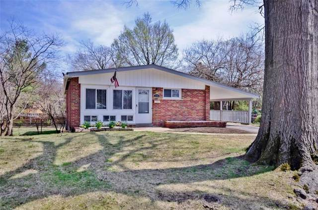 8001 Malibou, St Louis, MO 63130 (#19051321) :: The Kathy Helbig Group